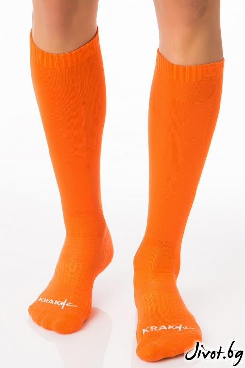 Мъжки чорапи Trekking Orange / Krak me