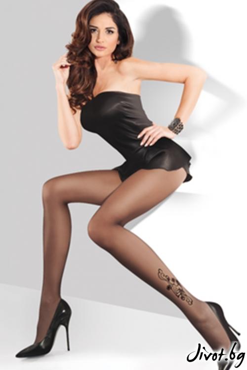 Фигурален чорапогащник Tonya / 340
