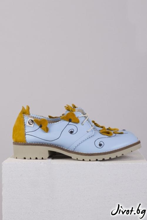 Класически кожени обувки Purity / PESH ART
