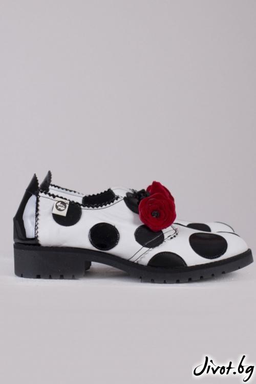 Дамски класически обувки Flamenco / PESH ART