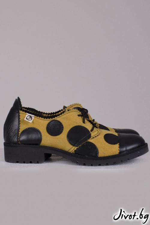 Дамски класически обувки The Bee / PESH ART