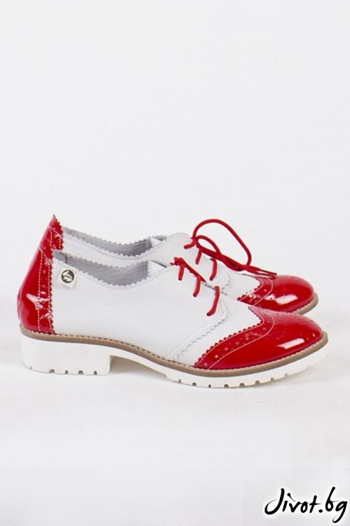 Класически дамски обувки The Apple / PESH ART