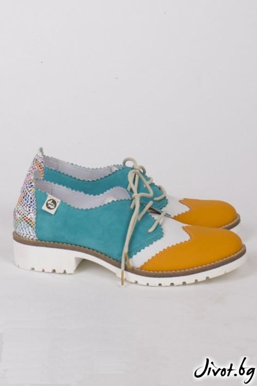 Дамски обувки Caribbean Break / PESH ART