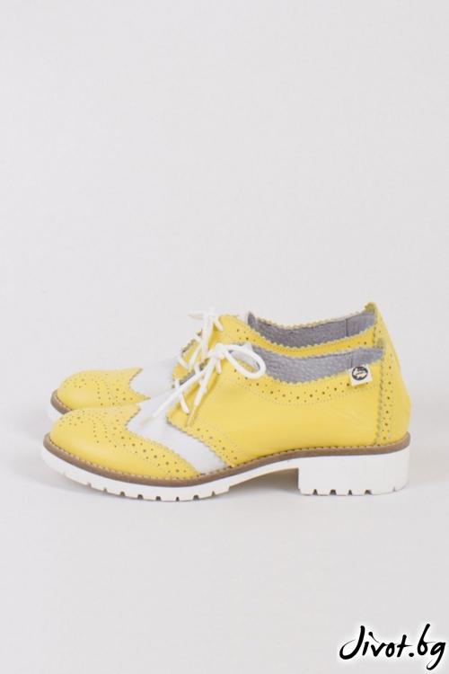 Класически дамски обувки Sunshine / PESH ART