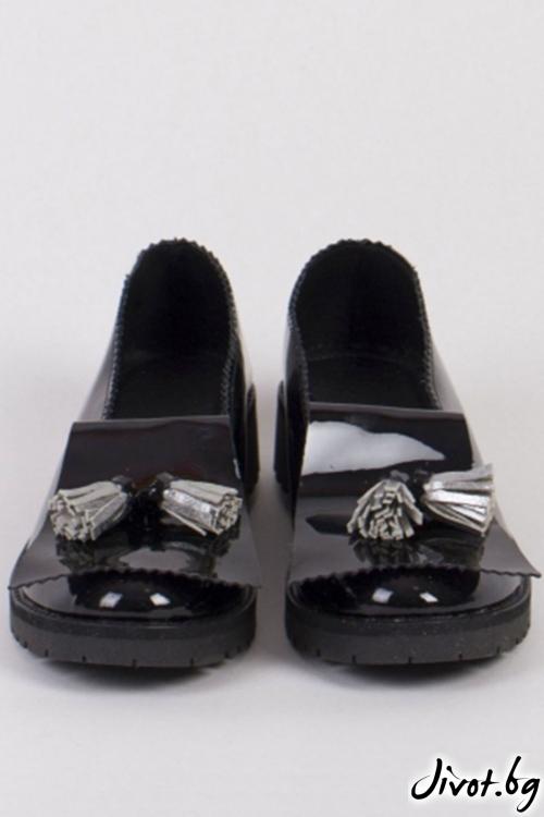 Дамски обувки 1001 Silver Nights / PESH ART