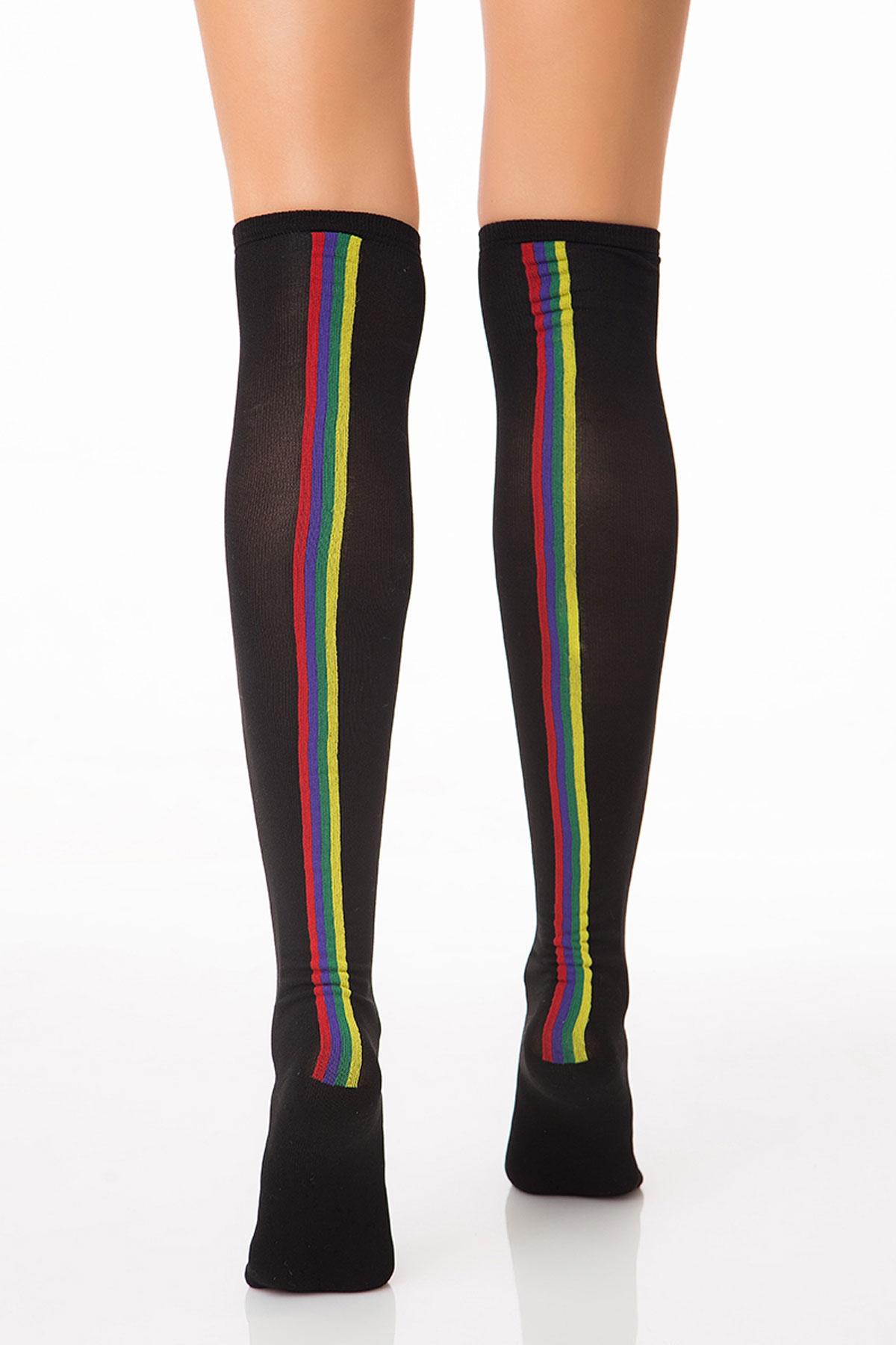 Дамски чорапи Four Lines / Krak me