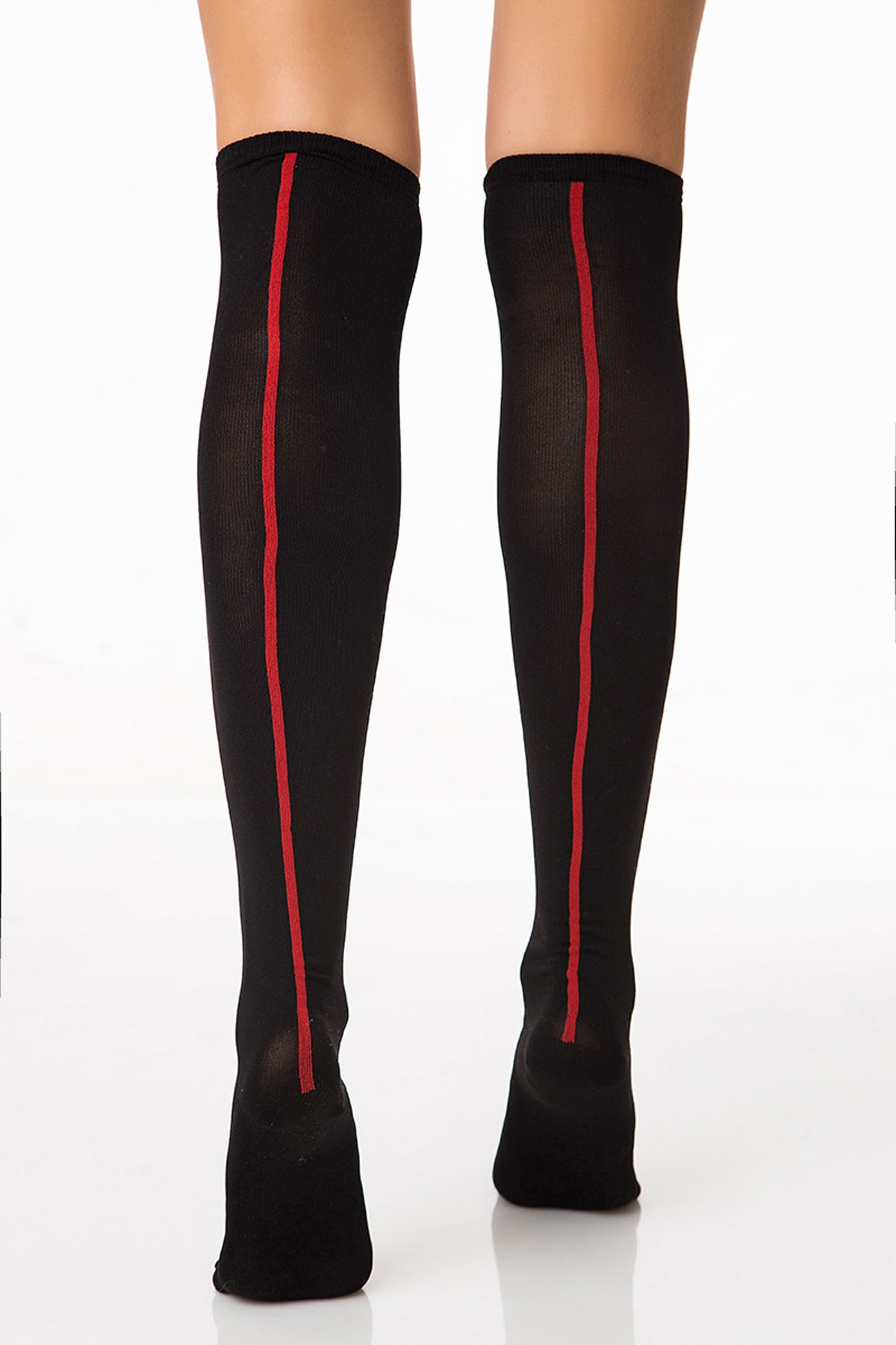 Дамски чорапи HOT LINE RED / Krak me
