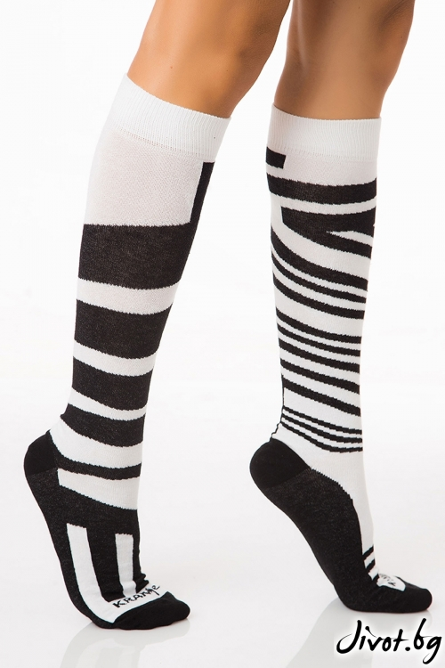 Дамски чорапи Samurai / Krak me