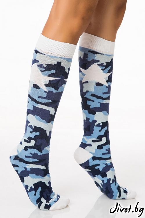 Дамски чорапи Military Star / Krak me