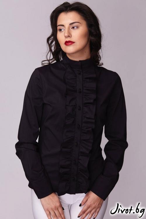 Красива вталена риза / Модна къща АМБИЦИЯ