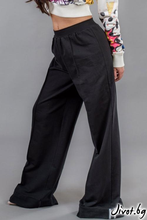 Дамски широк панталон BW110 / BAZA