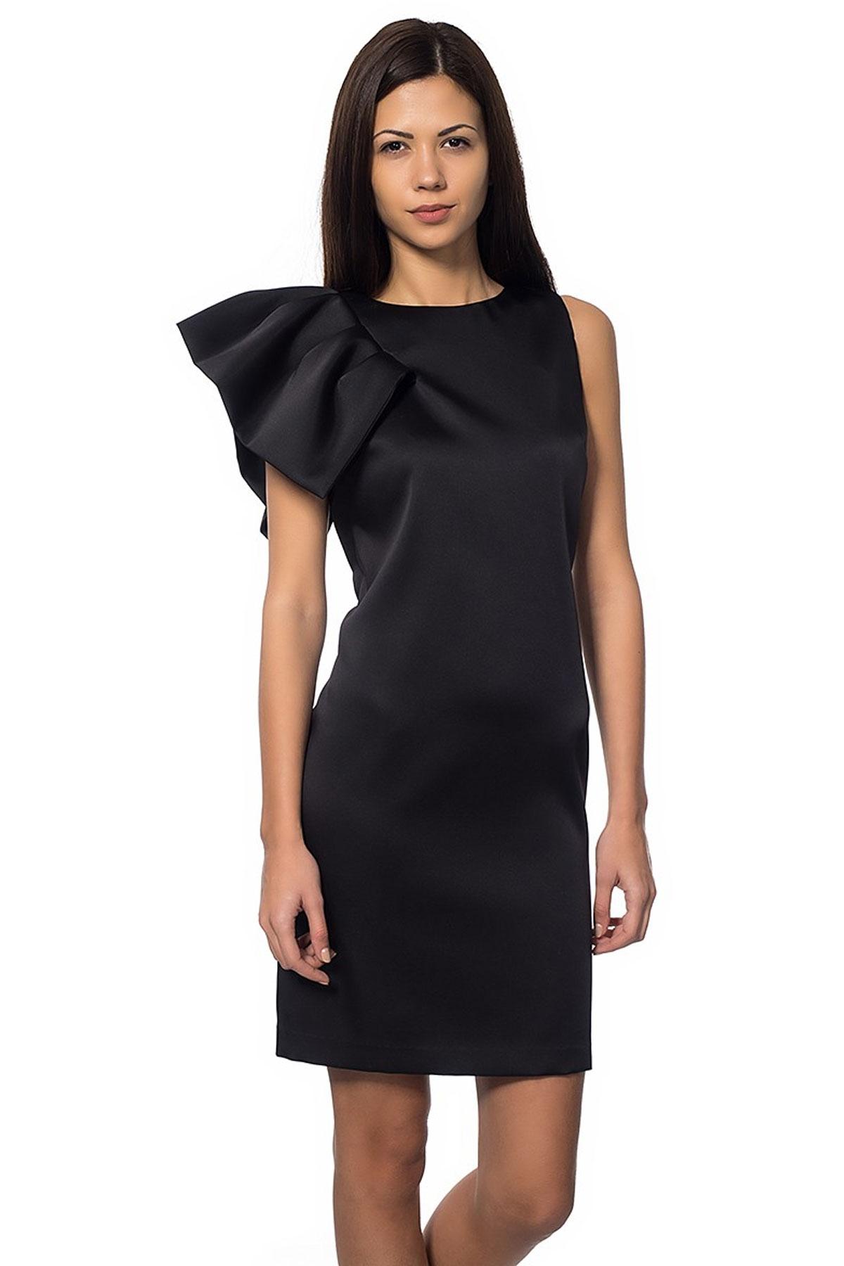 Елегантна вталена дамска рокля / Décollage