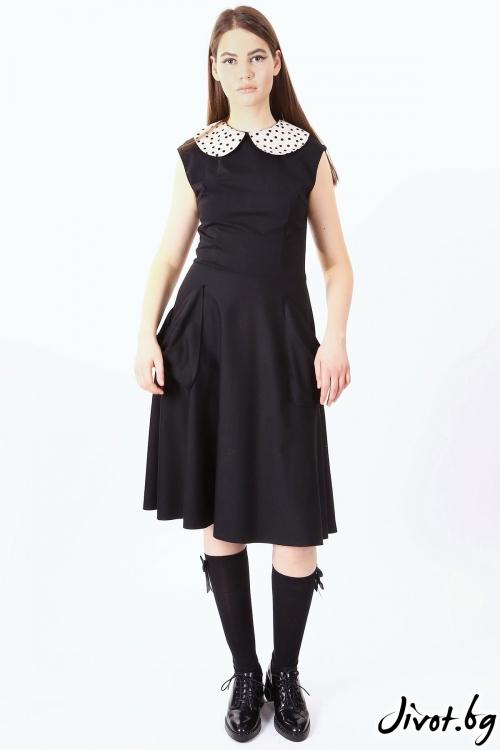 Красива вталена рокля / SHOP MY J