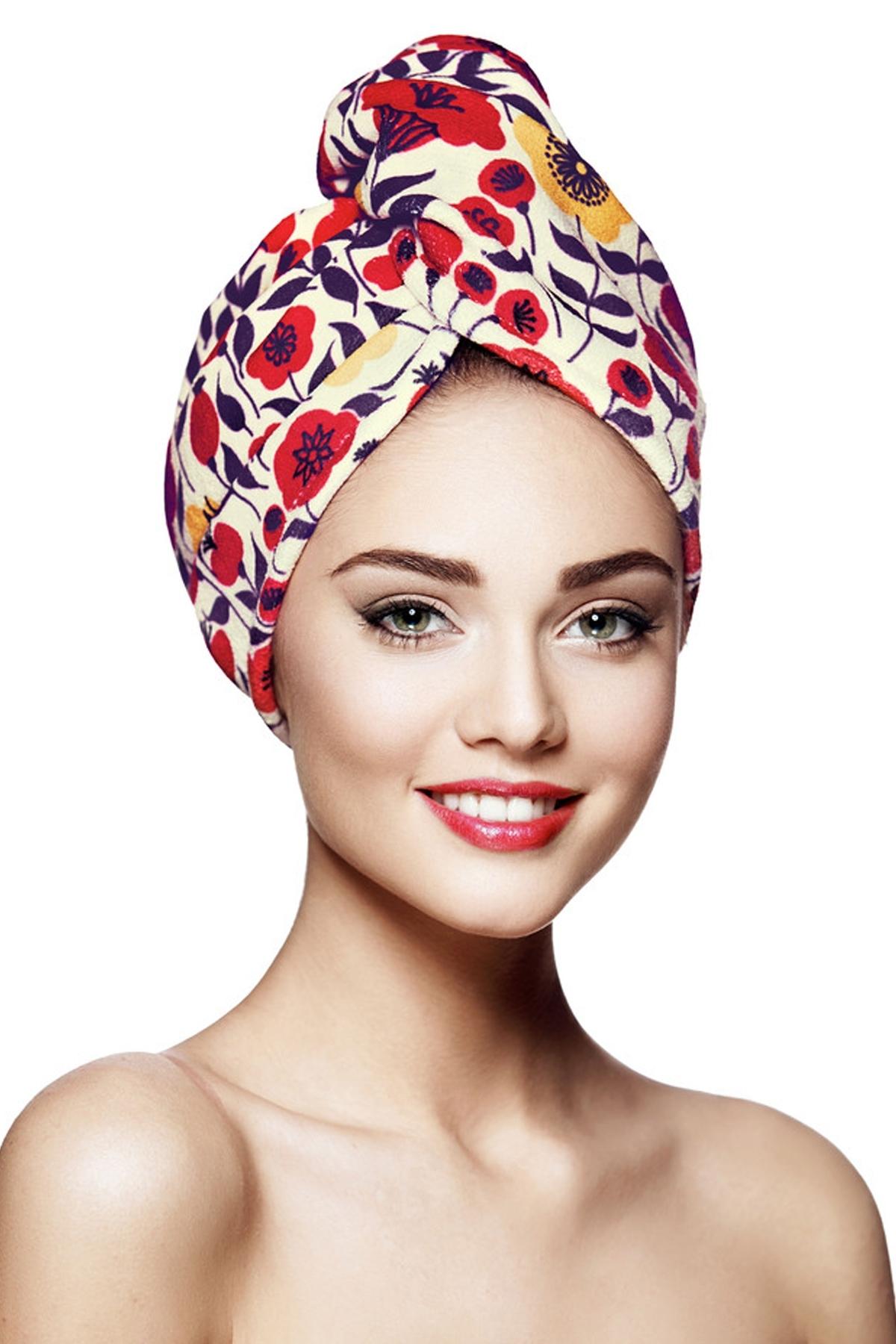 Кърпа за коса POPPY / AGLIQUE