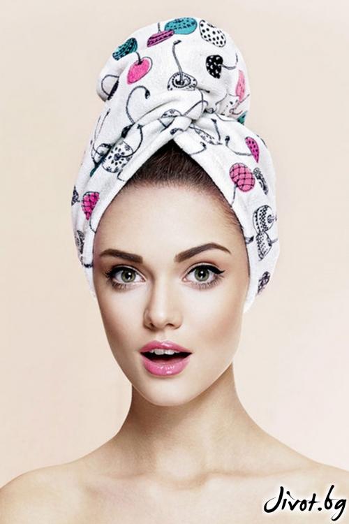 Aglique MON CHERI / Кърпи за коса