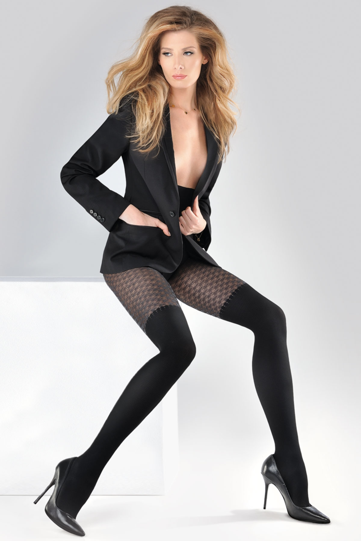 Фигурален чорапогащник Evita / 371