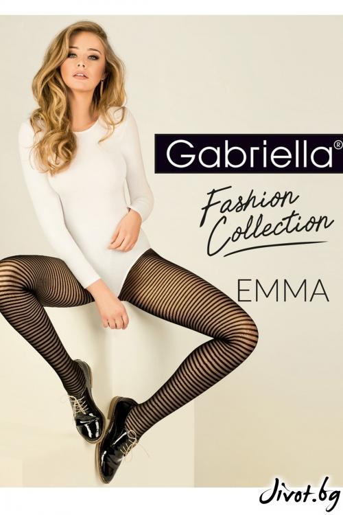Чорапогащи на райета Gabriella / Emma / 418