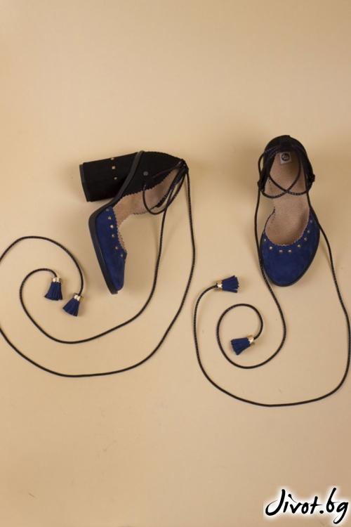 Дамски обувки на ток 1950 Babe - Medium / PESH ART
