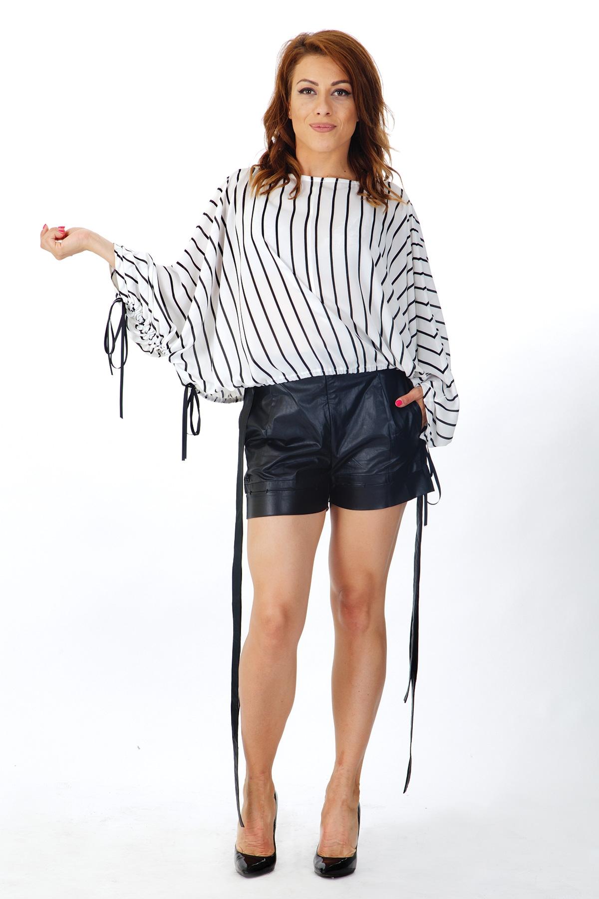 Дамска блуза от шифон / OTIVA