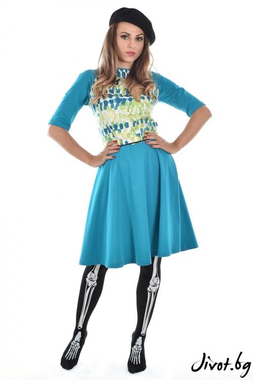 """Дамска рокля """"Изящество"""" / Mon Chou"""