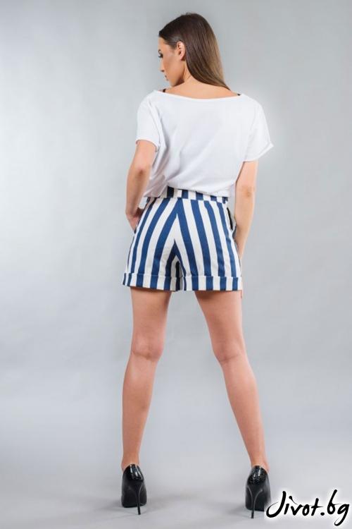 Дамски къси панталони BW153 / BAZA