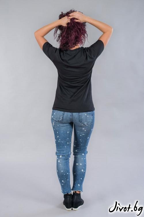 Дамска тениска BW139 / BAZA