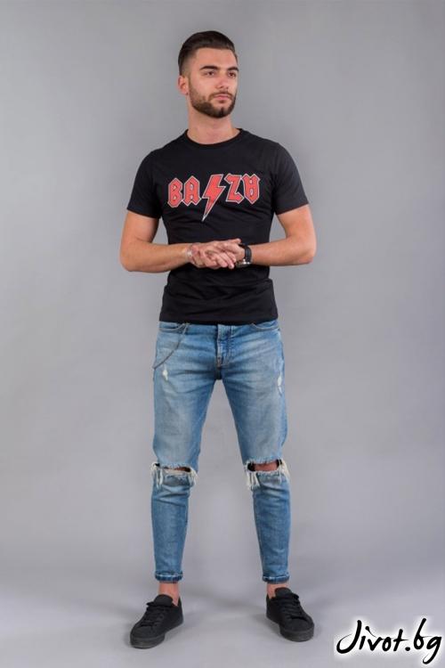 Мъжки T-Shirt BM537 / BAZA