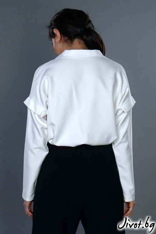 """Бяла риза """"Multifunctional"""" / EXPERIMENT"""