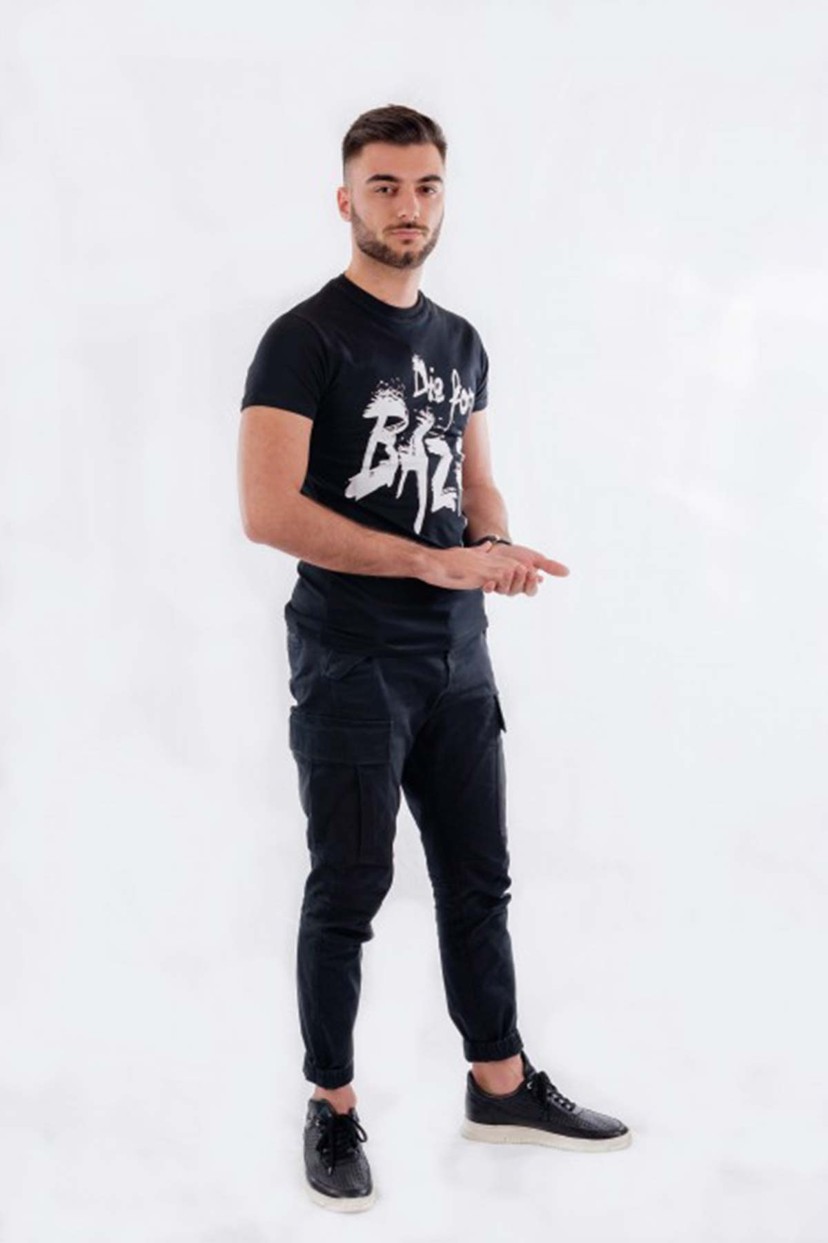 Мъжки T-Shirt BM538 / BAZA