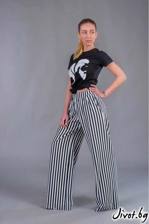 Дамски панталон BW146 / BAZA