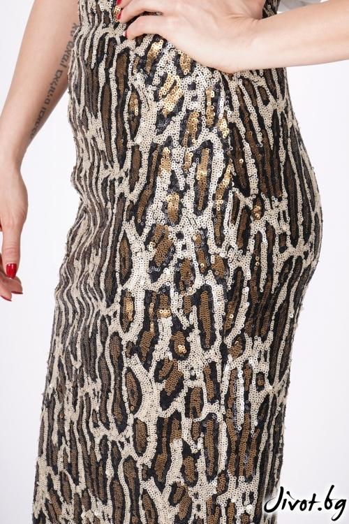 """Красива леопардова пола """"LEO""""/Shushi"""