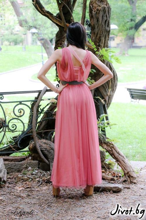 "Ексцентрична рокля ""Ууау""/Ashante"