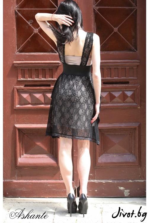 "Красива рокля ""ANTE"" /Ashante"