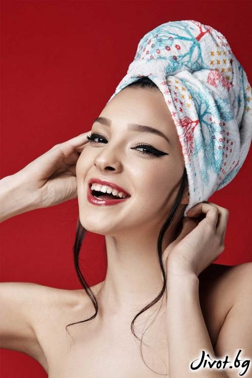 Кърпа за коса ACCORD / AGLIQUE