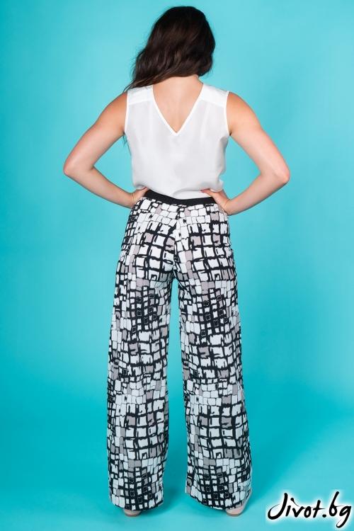 """Дамски панталон """"Square""""/ Shushi"""