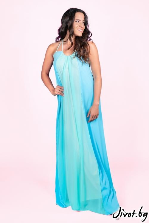 """Дамска рокля """"Ариел""""/Shushi"""