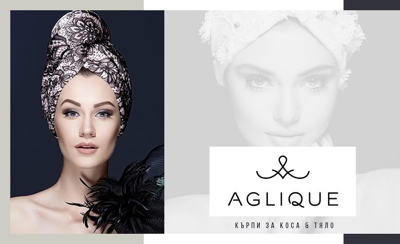 Кърпи за коса и тяло Aglique